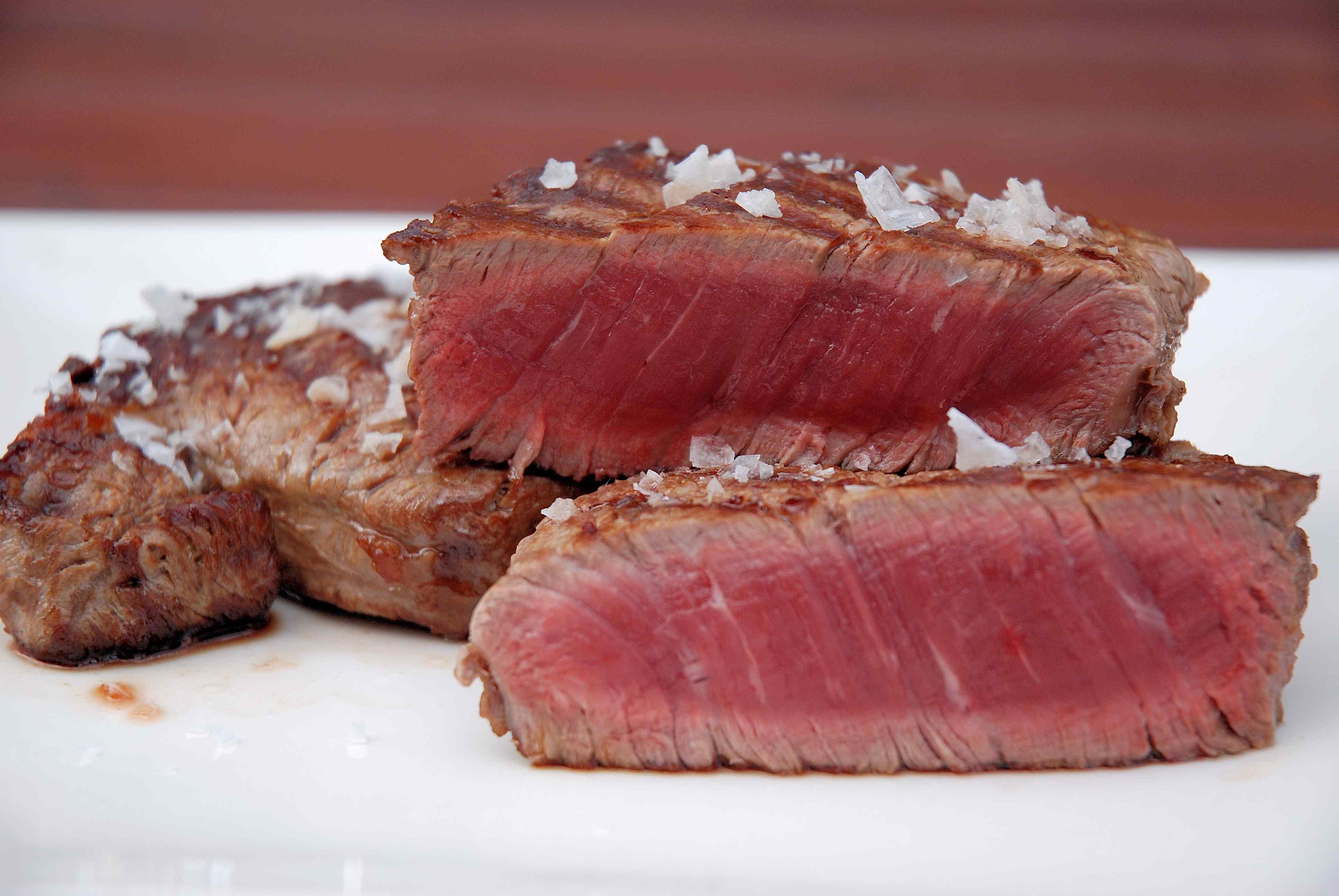 Dsc 0052 carne roja solomillo plancha artecarnesana - Como cocinar solomillo de ternera ...
