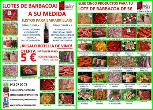 lotes barbacoa